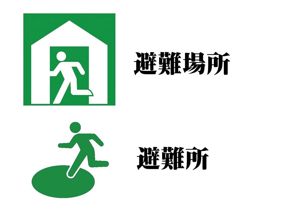 避難所?避難場所? | 株式会社 防災小町
